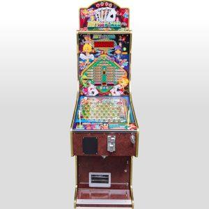 Máquina Rey de Poker